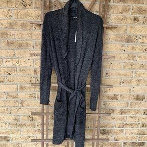 New barefoot dreams cozy chic robe size 3